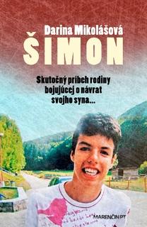 Krst knihy Dariny Mikolášovej - Šimon