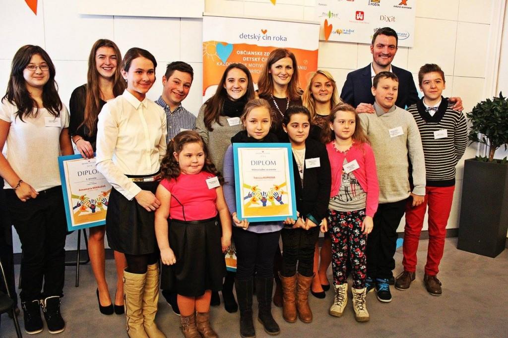 Skutoční hrdinovia: Detské činy roka 2014
